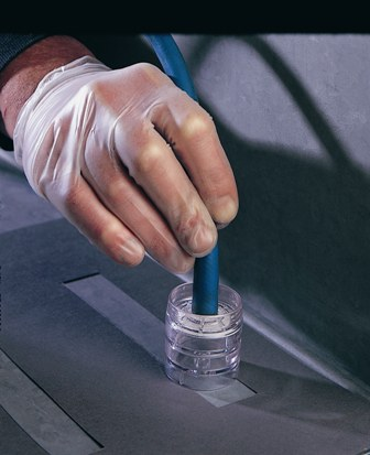 vacuum test filtr